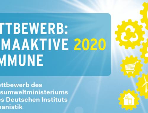 Wettbewerb Klimaaktive Kommune 2020
