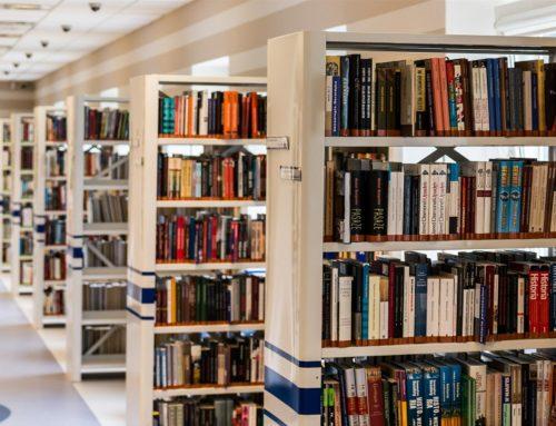 Unterstützung für Bibliotheken
