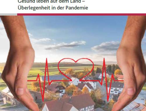 Veranstaltungstipp: Gesund leben auf dem Land – Überlegenheit in der Pandemie