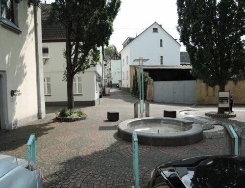 Gestaltung des Platzes an der Servitessenkirche zum Gedenken an das jüdische Leben in Linz