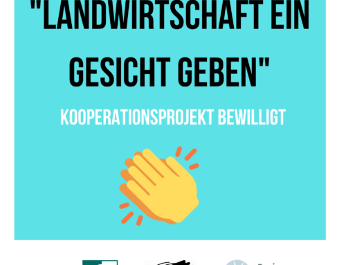 Kooperationsprojekt bewilligt ✅